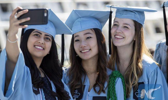 Columbia students